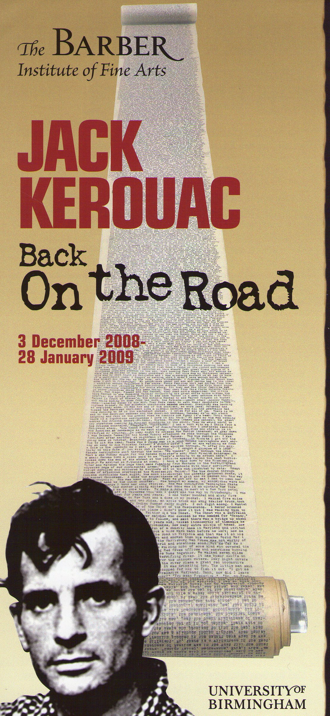 "on the road jack kerouac essay questions On the road by jack kerouac ""on the road"" by jack kerouac is largely autobiographical work attributed to the genre of stems of consciousness creation the novel is based on the author's spontaneous trips with his friends across mid-century america."